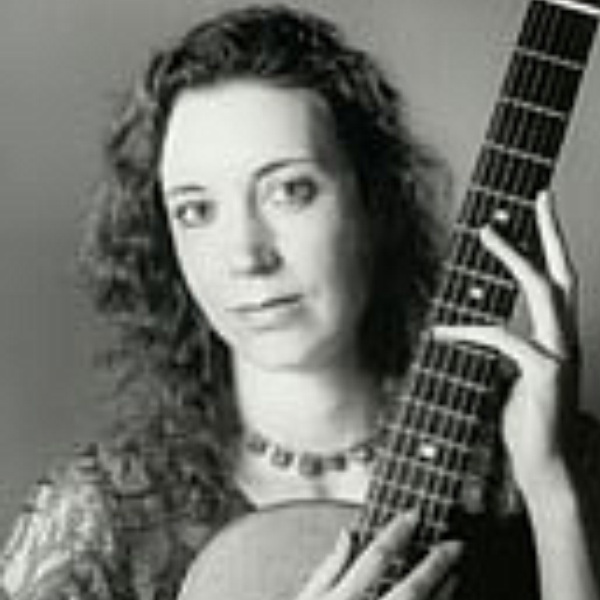 Woman with guitar, Portland lawyer client 5 Star Review